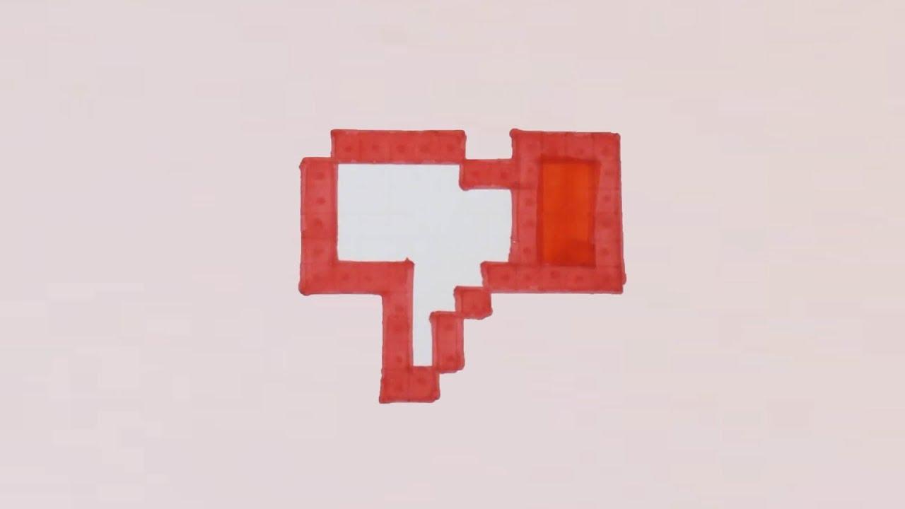 Comment Dessiner Un Pouce Rouge Pixel Art