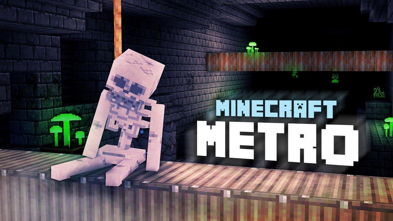 MINECRAFT: METRO #2