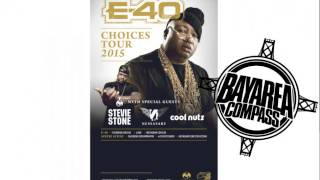 E-40 To Headline Choices National Tour Starting in May [BayAreaCompass] @E40 @mzlimari2u @echohattix