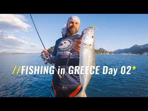 Fishing In Greece Day 2