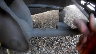HONDA H-RV. Вот почему может не работать ручник!! why the handbrake does not work. Handbrake repair