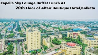 Hotel eastin attica sky lounge