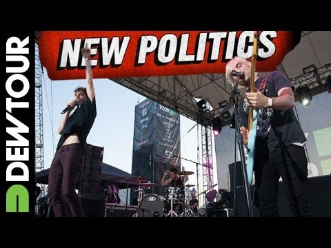 New Politics - Harlem - Live From The Dew Tour 2013 Ocean City, Maryland