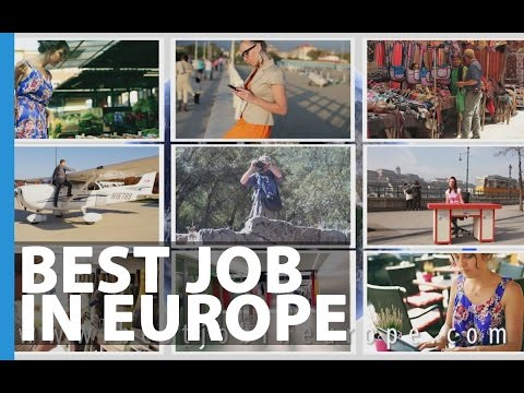 Best Job in Europe - Apply