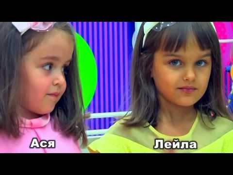 День Рождение Аси и Лейлы.красноярск 2016