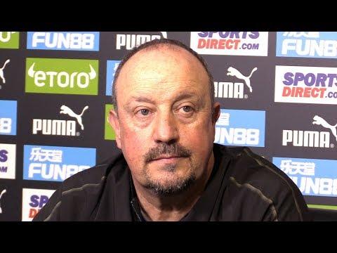 Rafa Benitez Full Pre-Match Press Conference - Newcastle v Manchester City - Premier League