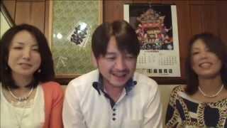 東京下北沢のナシルさんのお店で沖縄メジャー歌手ナシル,手相人相占いの...