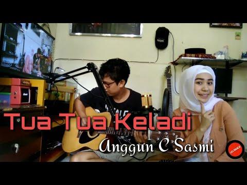 Anggun C. Sasmi - Tua Tua Keladi (Cover)