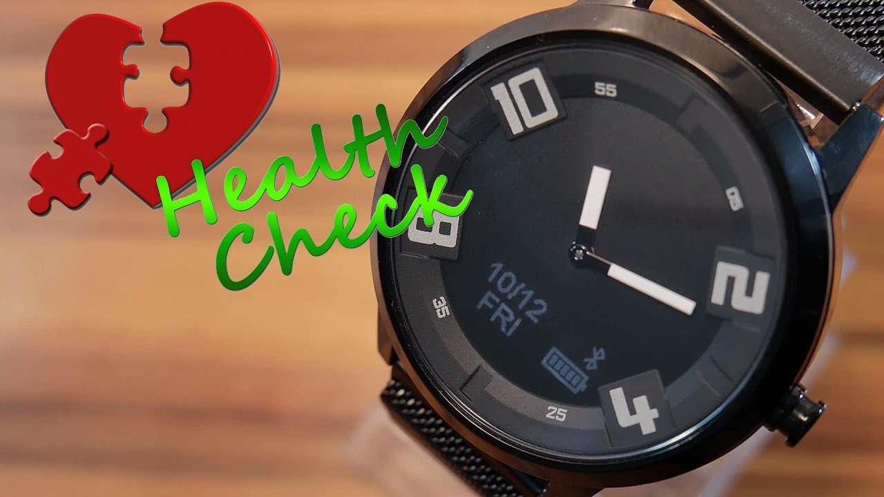 Lenovo Watch X Review With A Blood Pressure Feature Youtube
