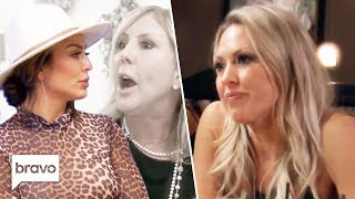 Kelly And Vicki Can't Get Along & Braunwyn Makes Her First Impression | RHOC Highlights (S14 Ep1)
