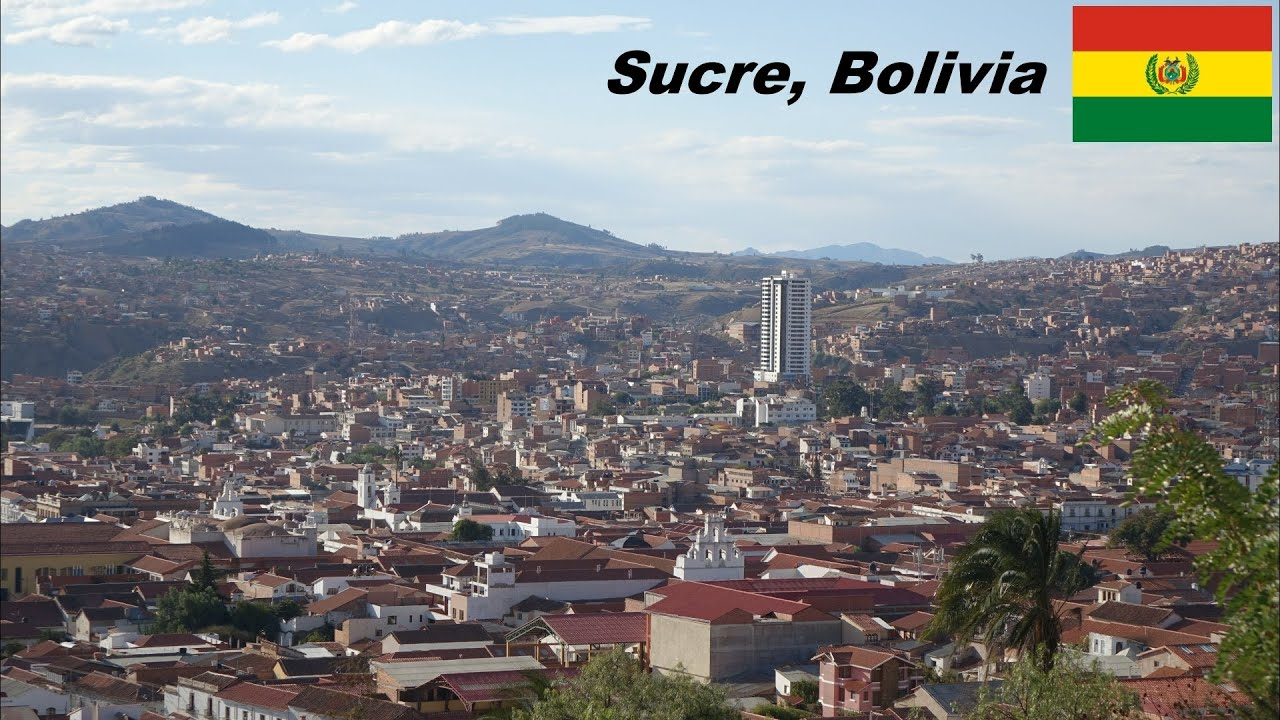 Sucre Bolivia  city photo : ... to South America: My trip to the city of SUCRE, BOLIVIA YouTube