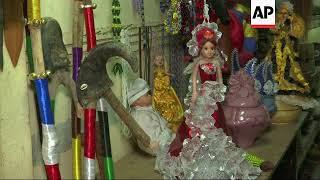 Santeria items boom in stores in Cuba
