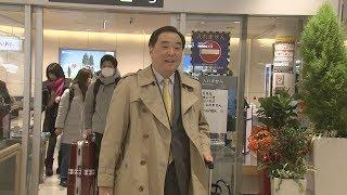 【HTBニュース】道知事選 与野党混迷の中、徳川19代目緊急来道