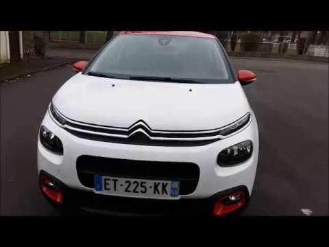Essai de la Citroën C3 puretech 82ch Graphic