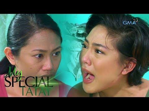 My Special Tatay: Pagsabog ng galit ni Aubrey | Episode 95