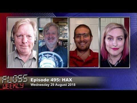 HAX - FLOSS Weekly 495