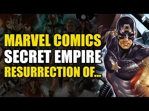 The Resurrection Of... (Secret Empire Part 4)