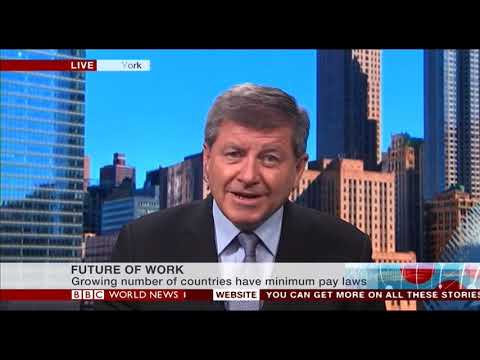 BBC interview: ILO Director-General on the future of work