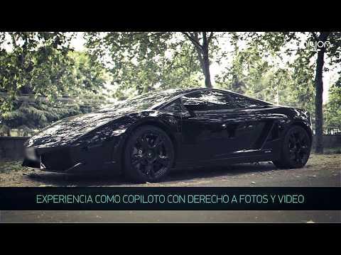 Noniyon - Gana Experiencia Lamborghini