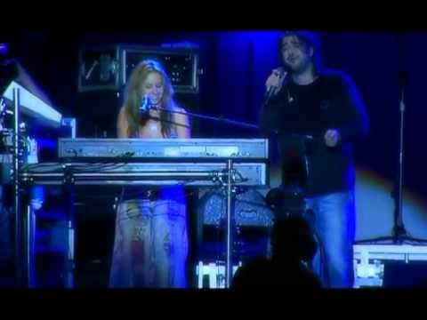 Lucie silvas & Antonio orozco (What your made of en directo) By Pasq
