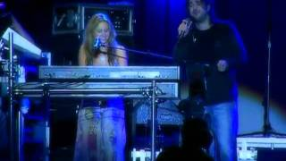 Lucie silvas & Antonio orozco (What your made of en directo) By Pasq