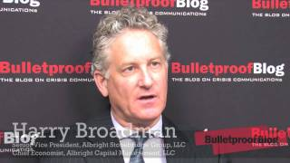 Dr. Harry G. Broadman on the Challenges of the Global Economy