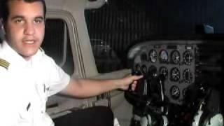 Curso de pilotagem profissional - piloto de avião
