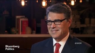 Rick Perry More of a 'Netanyahu Guy' Than an 'Obama Guy'
