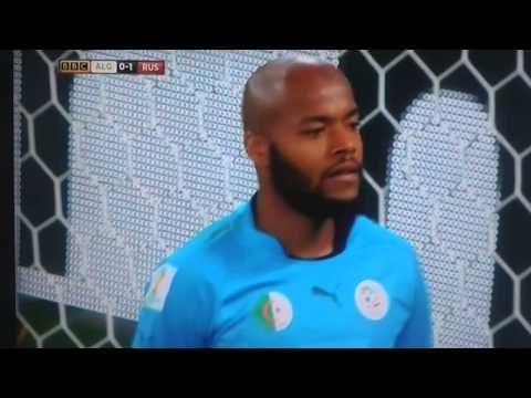 Algeria VS Russia 2014 world cup BBC Version