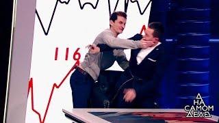 Скандал вокруг Шурыгиной- Шлягин в ударе!!!