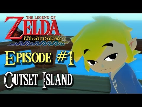 """THEY STOLE MY SISTER!"" - [The Legend of Zelda WindWaker HD Episode #1]"