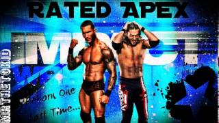 "(NEW) 2013: Rated RKO 1st TNA Theme Song ►""Coming UnDead"" By Korn/HWUD (Remix) + DLᴴᴰ"