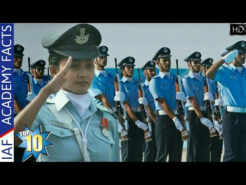 Indian Air Force Academy - Top 10 Amazing Facts About IAF Academy (Hindi)