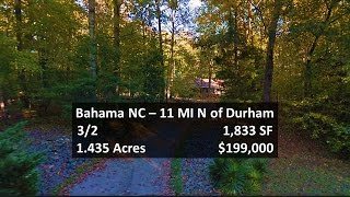 Bahama NC Home For Sale, Raleigh Durham Luxury Real Estate, SWPRE, Diane Alexander, George Alexander