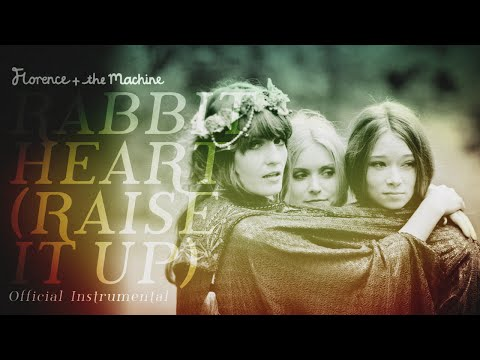 Lungs: The Instrumentals | Rabbit Heart (Raise It Up) [OFFICIAL INSTRUMENTAL]