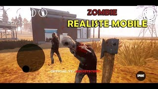 AMONG THE DEAD ONES  ZOMBIE REALISTE SURVIVAL ZOMBIE GAME ANDROID GAMEPLAY