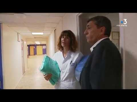 Ajaccio:une épidémie de gale à l'hôpital Eugénie
