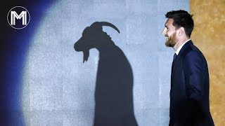 Lionel Messi - The GOAT - Película oficial