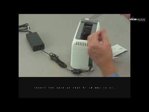 Zebra ZD510-HC tlačiareň ID pások - Čistenie hlavy