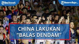 Lockdown di China Berakhir Diperkirakan 550 Juta Orang akan Balas Dendam Liburan 8 Hari Nonstop