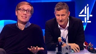 Stephen Merchant & Taika Waititi's Views on Brexit & Donald Trump | The Last Leg