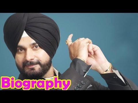 Navjot Singh Sidhu - Biography