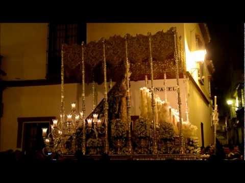 Virgen de Gracia y Esperanza - Semana Santa de Sevilla 2012 HD