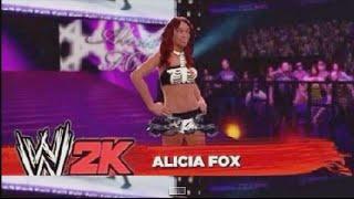 WWE 2K15  - NEW DIVAS REVEALED?!?