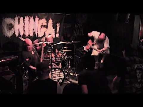 Chinga Live @ The (Rusty) Nail- Ardmore PA- 5/31/13- Whole Set!