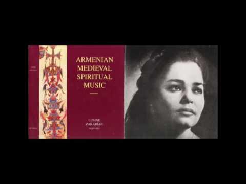 Lusine Zakarian - Armenian Medieval Spiritual Music (1995)