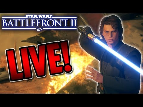13 Days Until New Reinforcements! Approaching 12k Subs! Star Wars Battlefront 2 Live! thumbnail