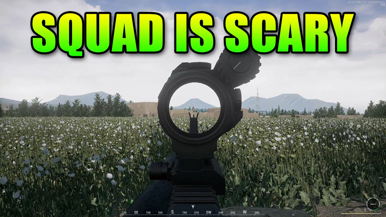 how to make a squad
