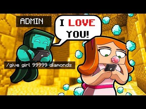 I Found My Admin's Secret GIRLFRIEND MANSION! (She Controls HIM!)