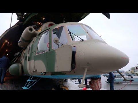 Боевые вертолеты Ми-8 и Ми-24 отправляют в Карабах